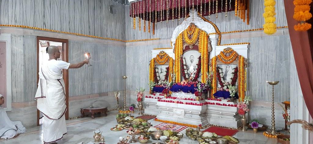 Thakur's Tithi Puja (156)