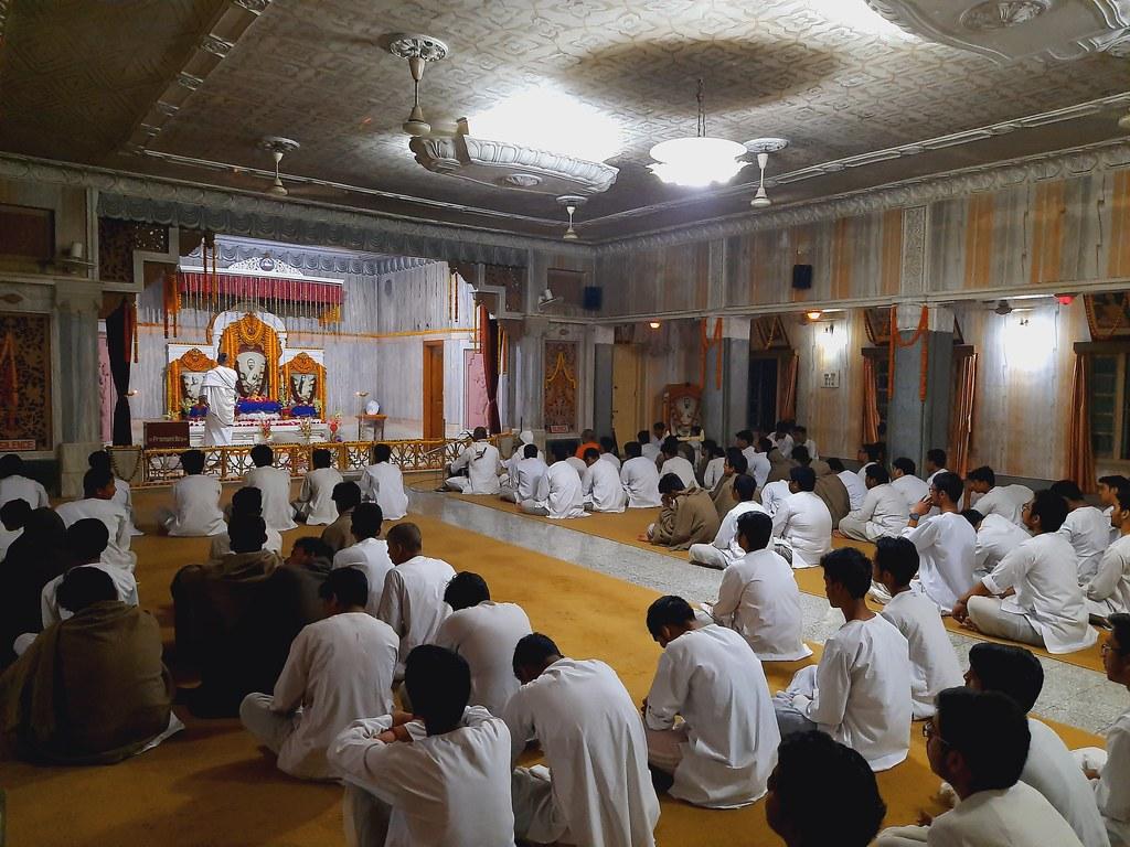 Thakur's Tithi Puja (195)