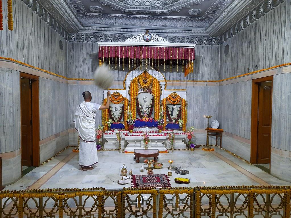 Thakur's Tithi Puja (206)