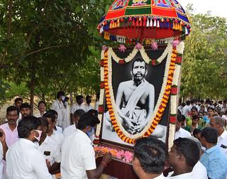 Bhagavan Sri Ramakrishna 186th Birthday Celebration : Photo Gallery
