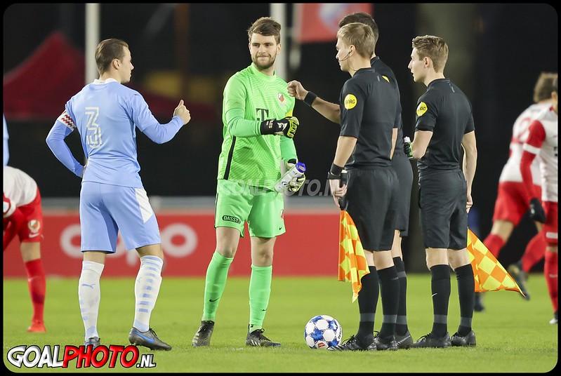 Jong FC Utrecht - Jong PSV 15-03-2021