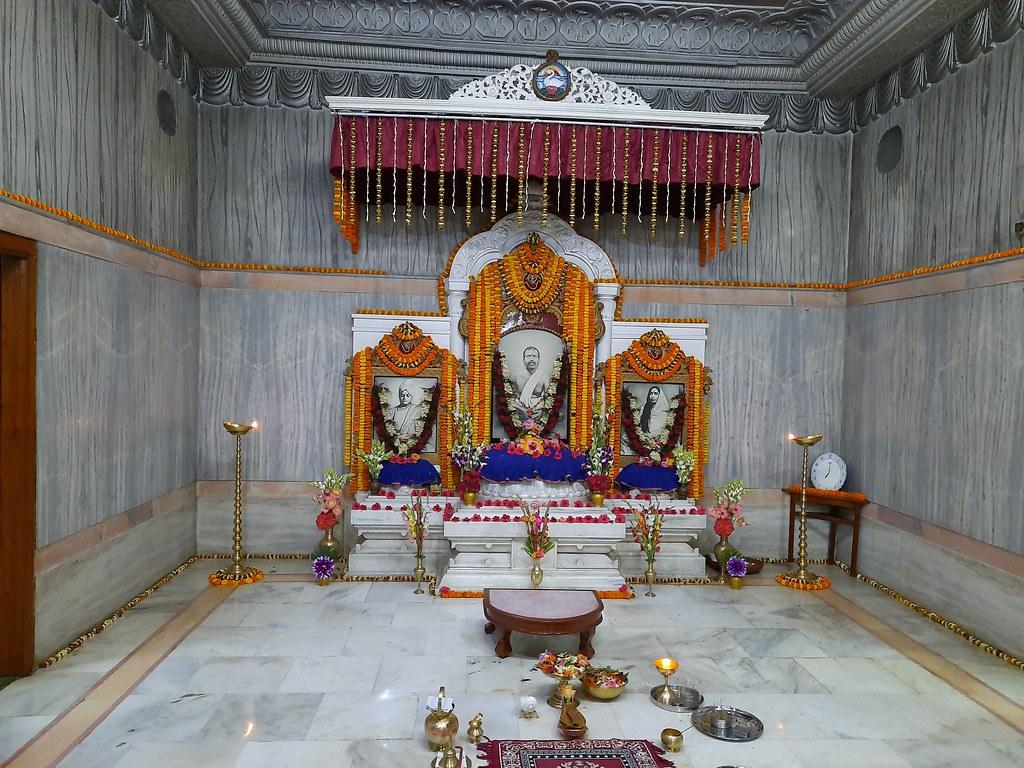 Thakur's Tithi Puja (208)