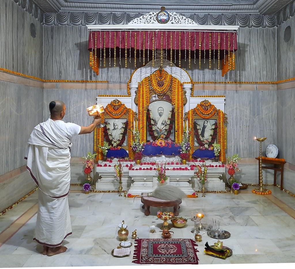Thakur's Tithi Puja (181)