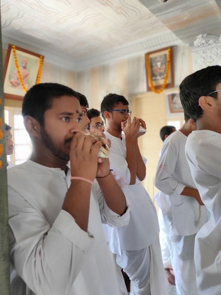 Thakur's Tithi Puja (176)