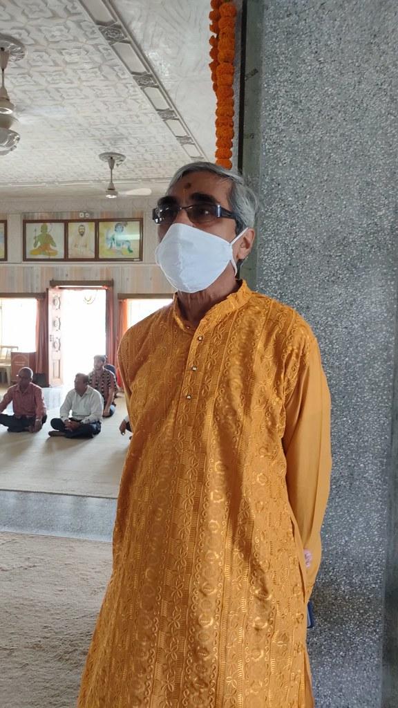 Thakur's Tithi Puja (174)