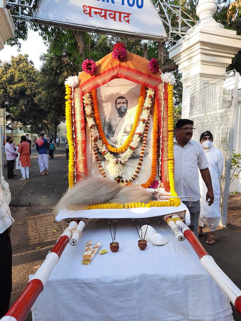 Thakur's Tithi Puja (3)