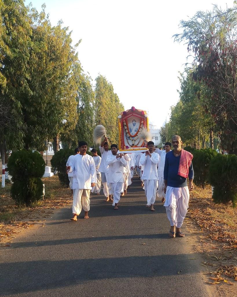 Thakur's Tithi Puja (11)