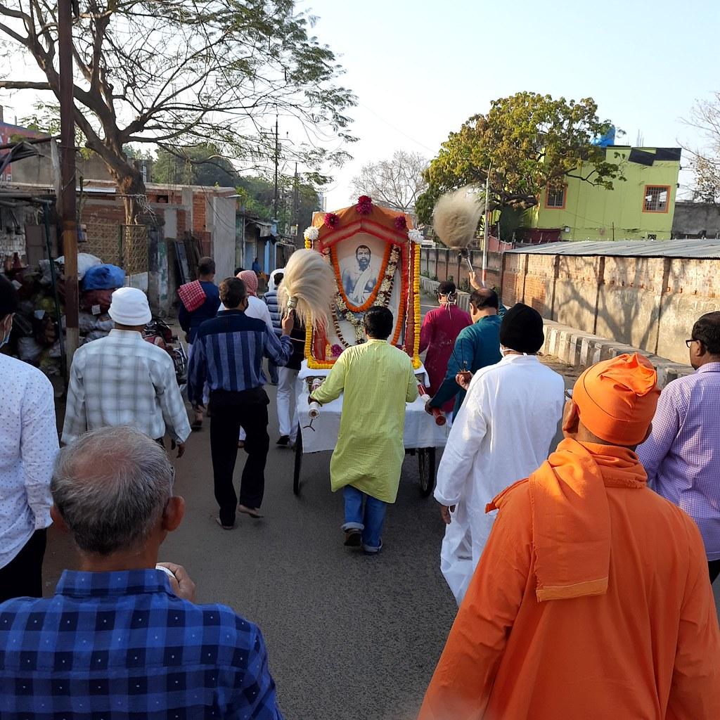 Thakur's Tithi Puja (61)