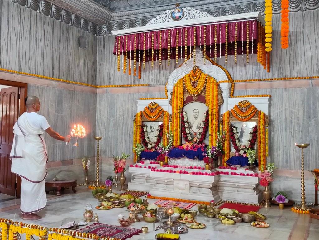 Thakur's Tithi Puja (149)