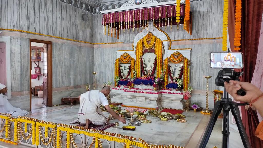 Thakur's Tithi Puja (161)