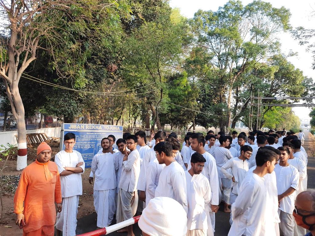 Thakur's Tithi Puja (4)