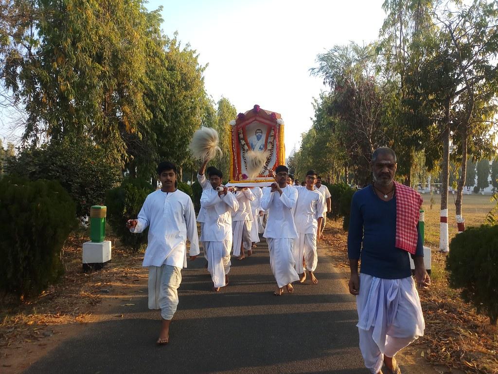 Thakur's Tithi Puja (14)