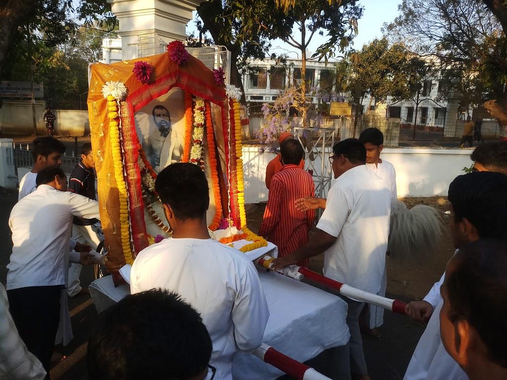 Thakur's Tithi Puja (27)