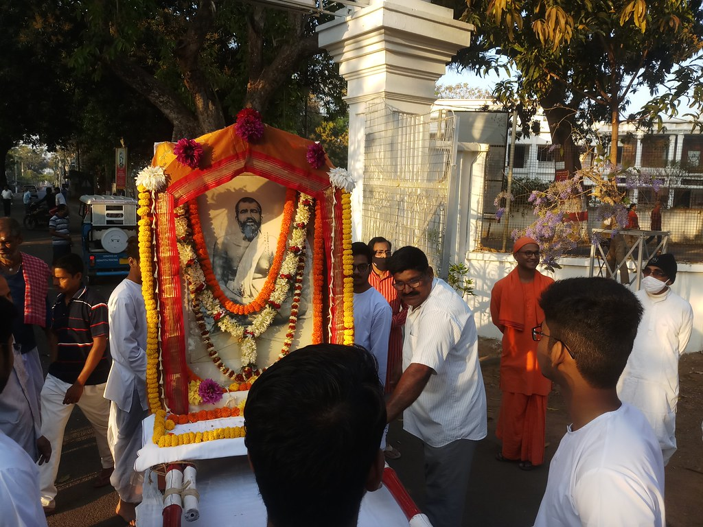 Thakur's Tithi Puja (28)
