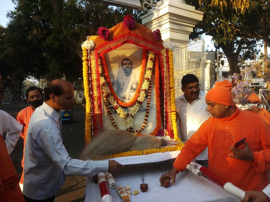 Thakur's Tithi Puja (33)