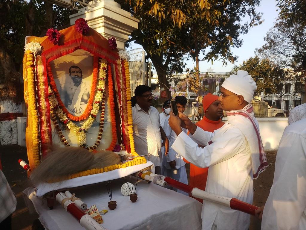 Thakur's Tithi Puja (34)