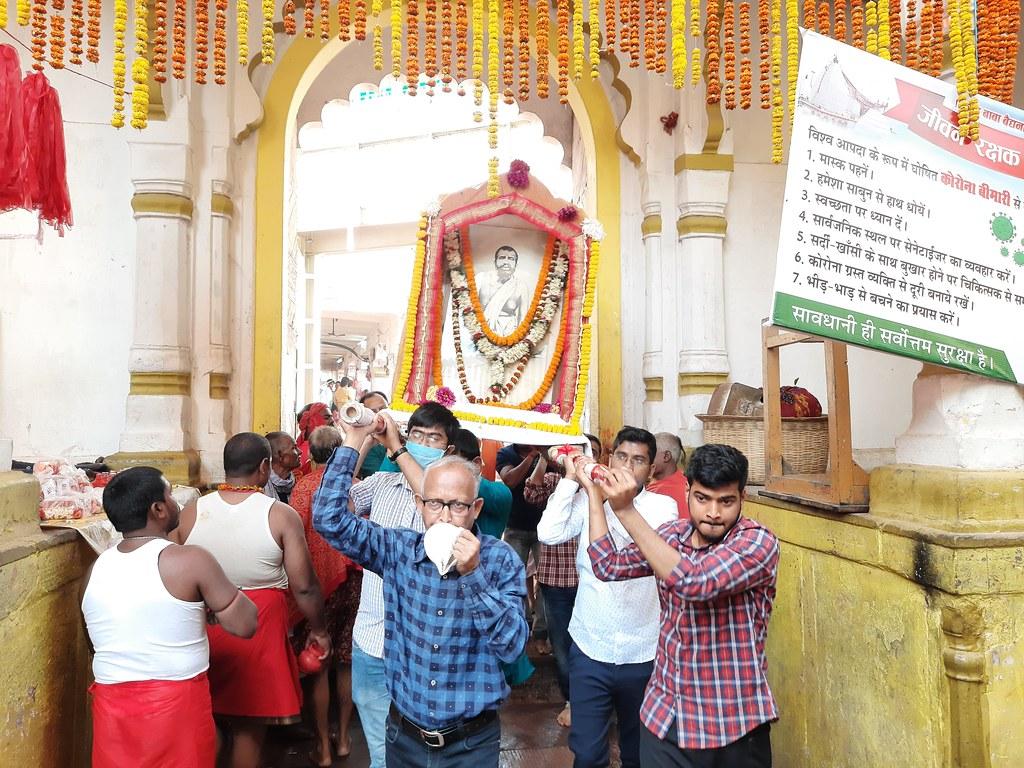 Thakur's Tithi Puja (88)