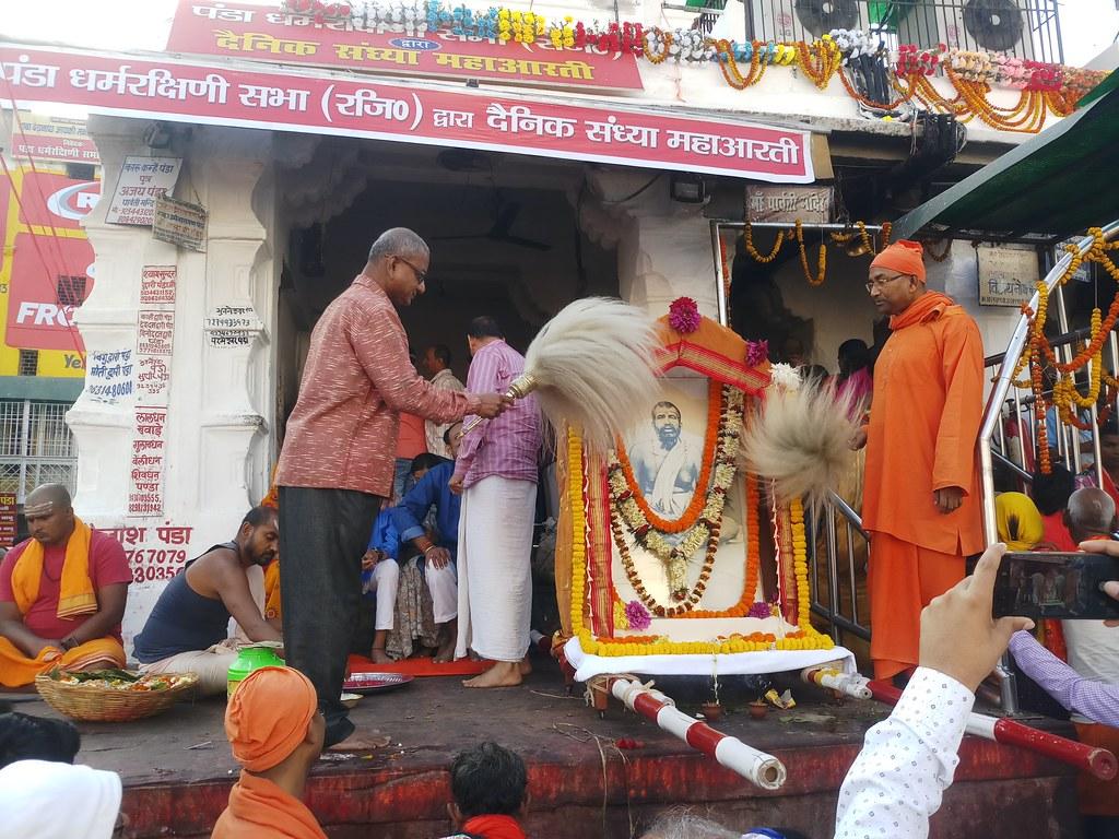 Thakur's Tithi Puja (89)
