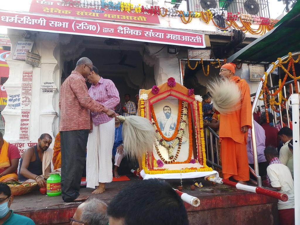 Thakur's Tithi Puja (90)