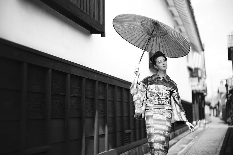 Japanese Old Street