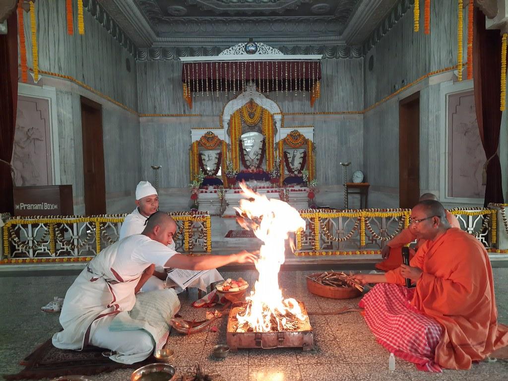 Thakur's Tithi Puja (119)