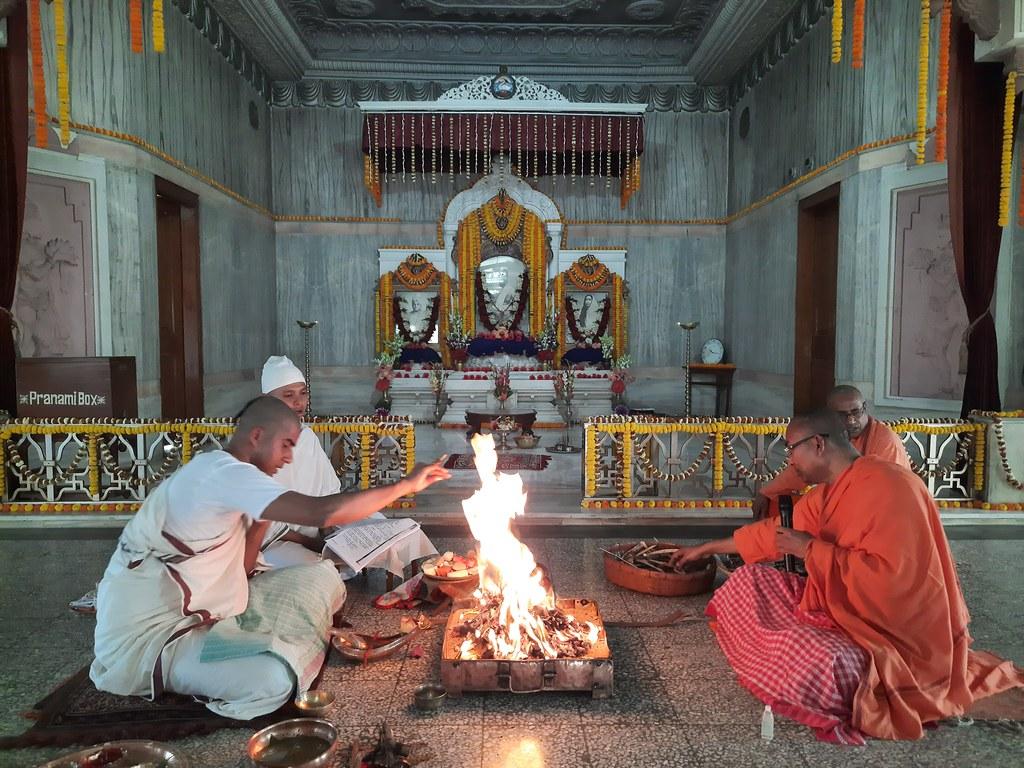 Thakur's Tithi Puja (121)