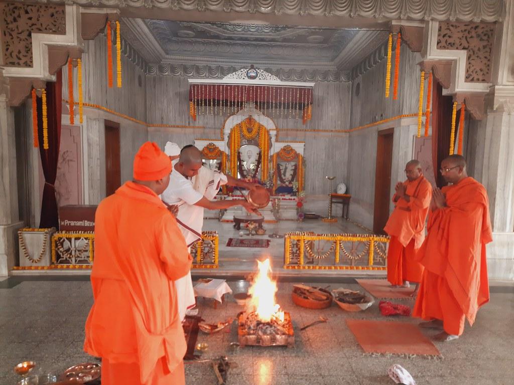 Thakur's Tithi Puja (123)