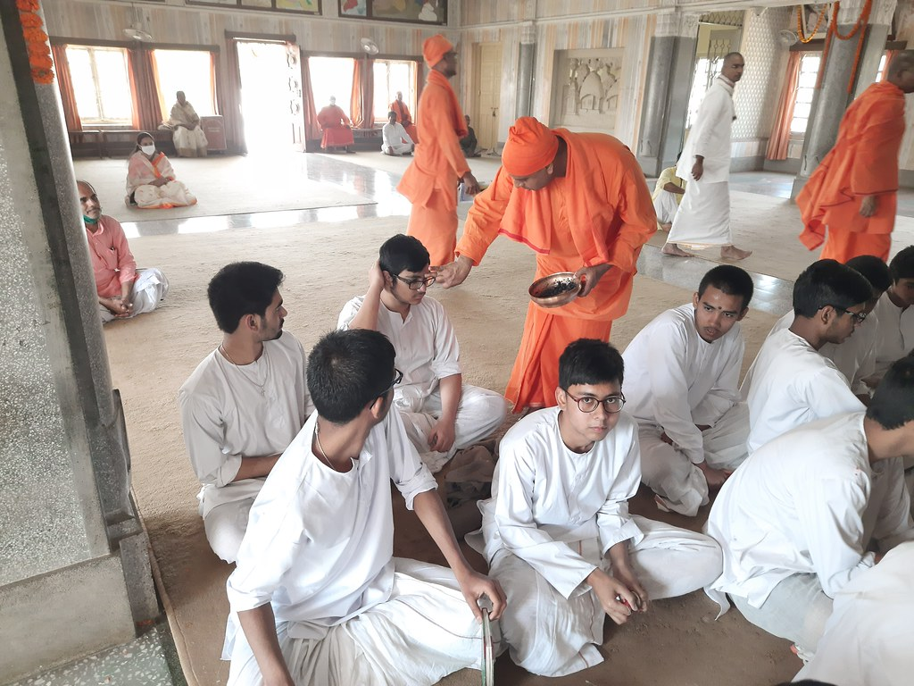 Thakur's Tithi Puja (126)