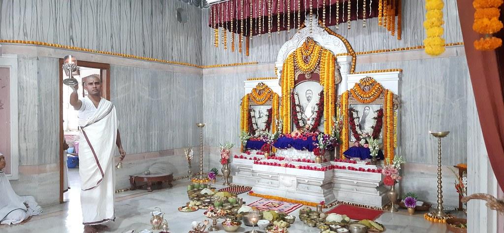 Thakur's Tithi Puja (155)