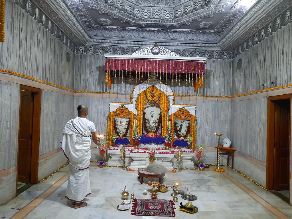 Thakur's Tithi Puja (182)