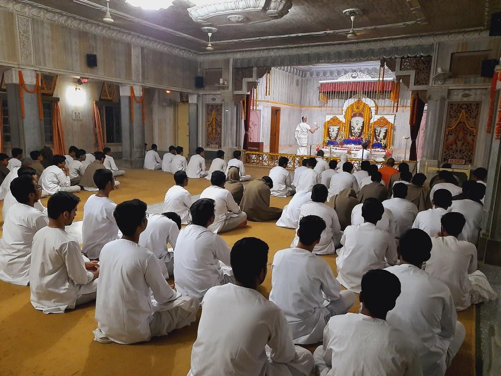 Thakur's Tithi Puja (190)