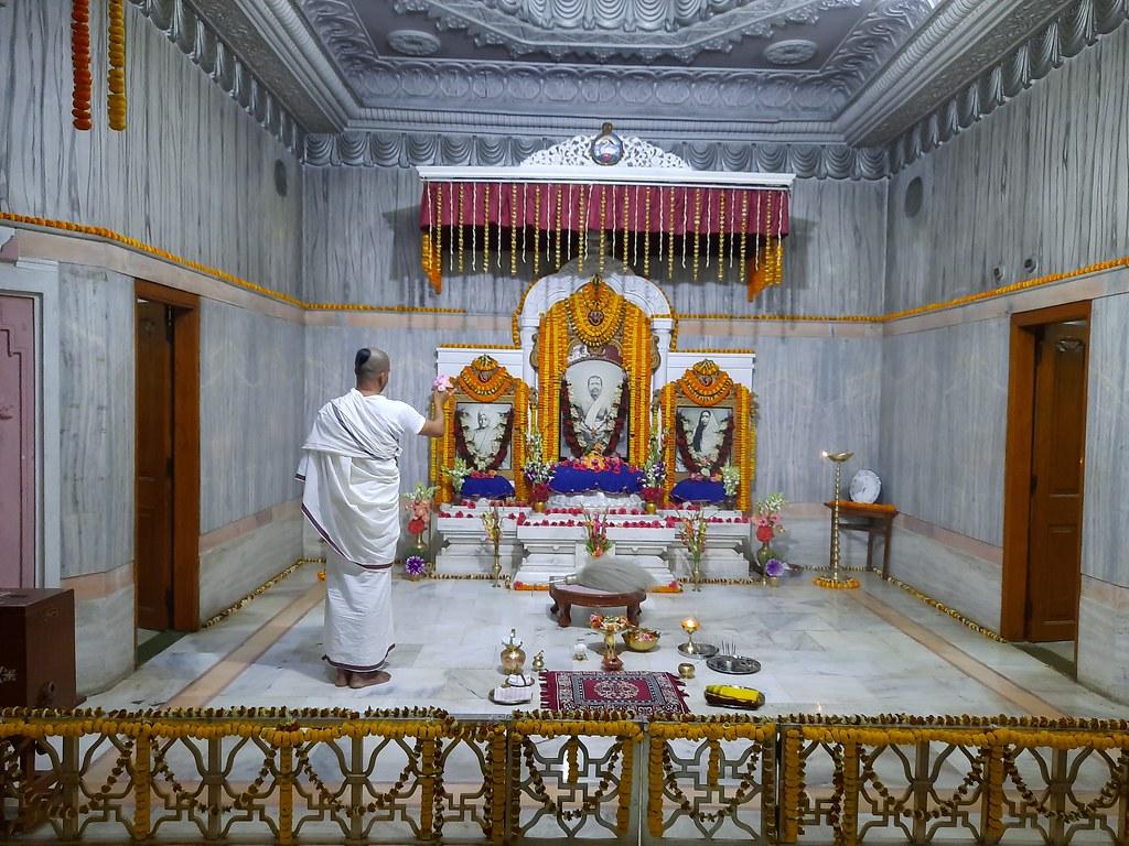 Thakur's Tithi Puja (202)