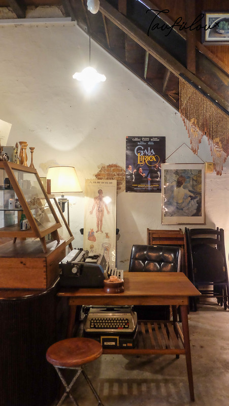 hidden cafe in batu pahat