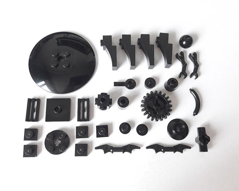 Schwarzer Dresscode - Parts