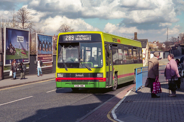 London Links G35VME Croydon 1996