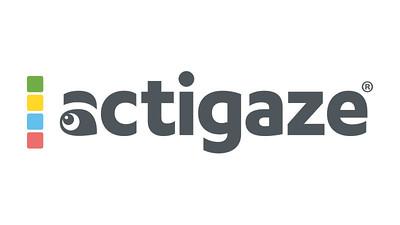 actigaze logo