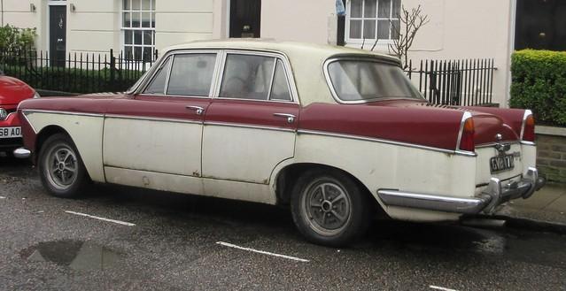 1966 Wolseley 6/110 Mk2 auto (1)