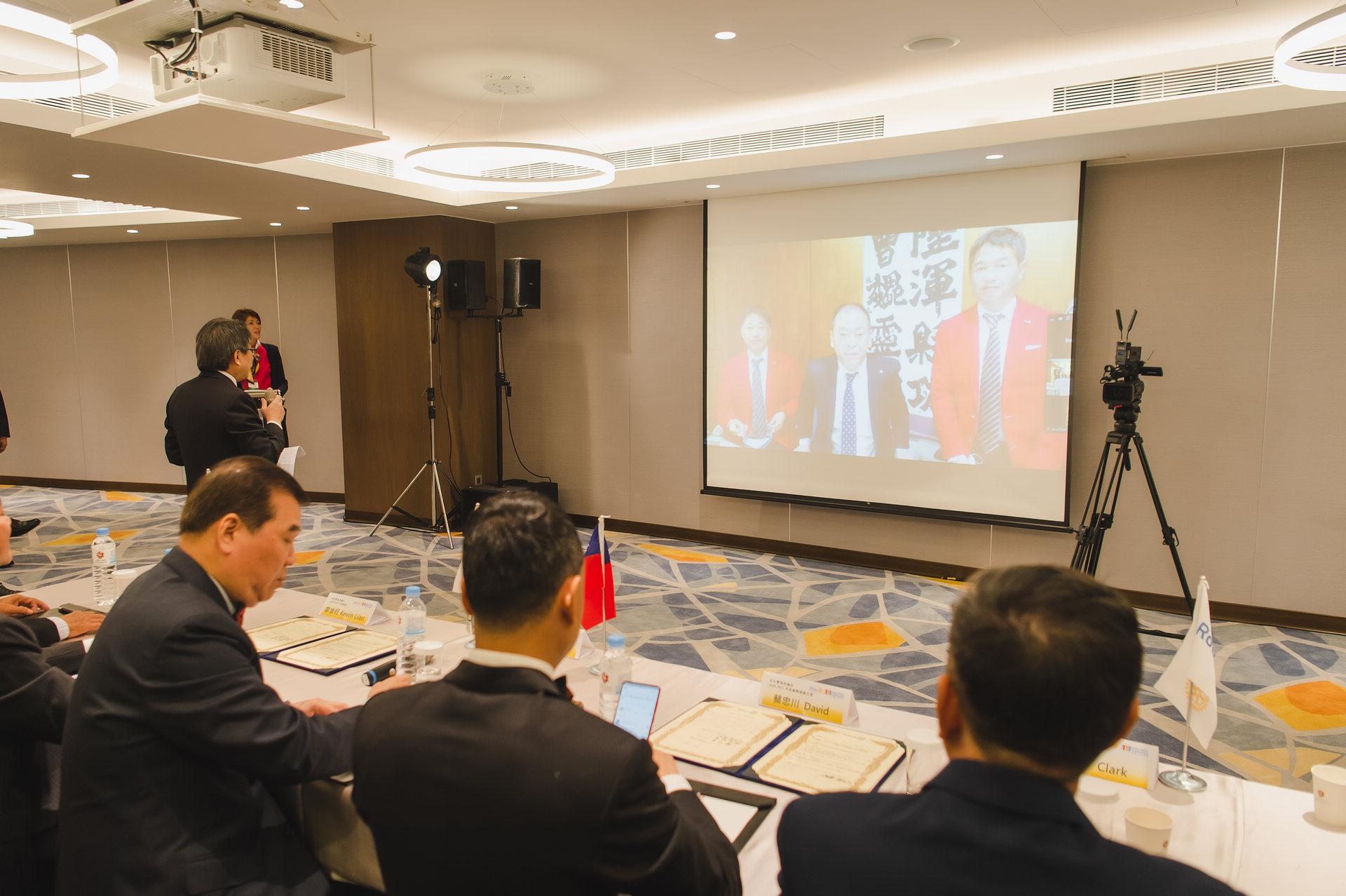 [活動攝影]台北雙溪社與日本大東社續盟-活動攝影