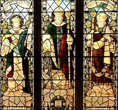 St Edmund, St Martin, St Felix