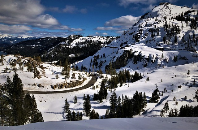 Old Donner Pass