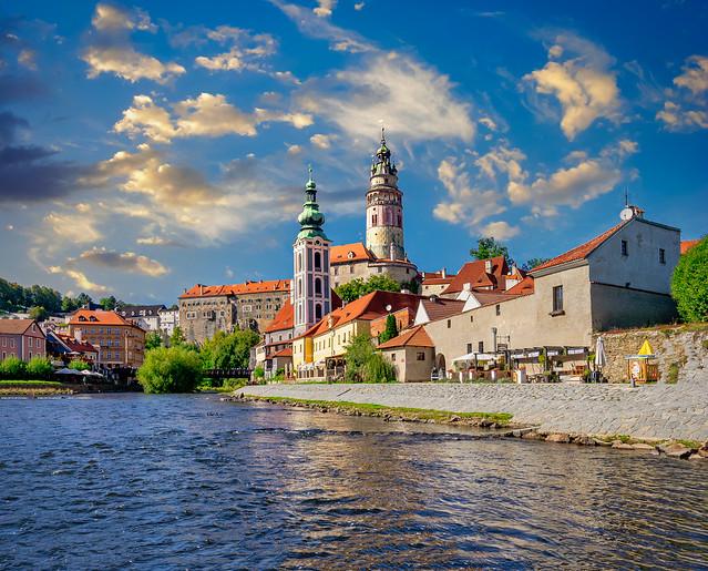 Historic Český Krumlov
