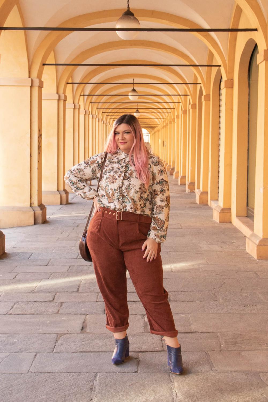 Outfit Meteore fashion mezza stagione curvy plus size (10)