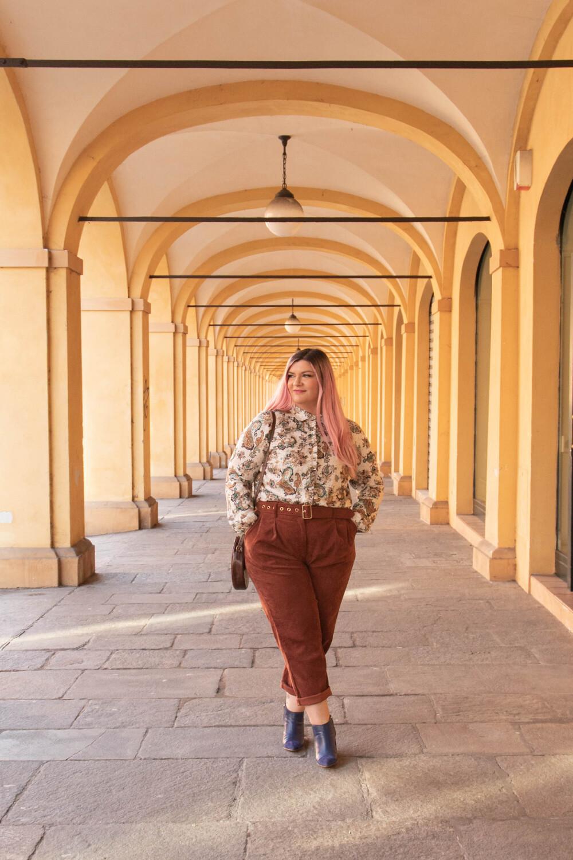 Outfit Meteore fashion mezza stagione curvy plus size (9)
