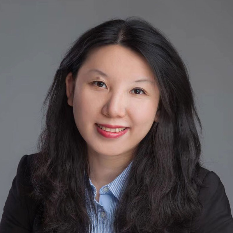 Photograph of Dr. Yidan Zhu