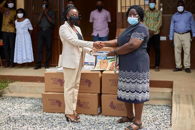 Vector Global Logistics - Ghana, 2020