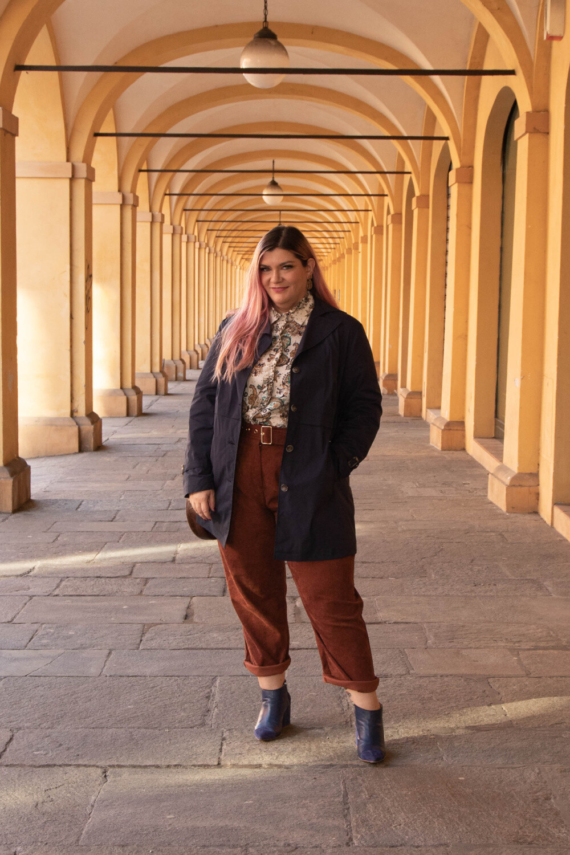 Outfit Meteore fashion mezza stagione curvy plus size (3)