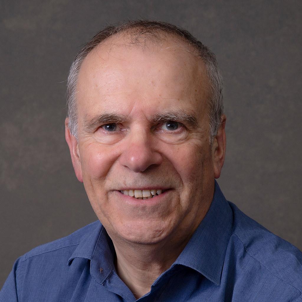 Portrait of Paul Goodwin