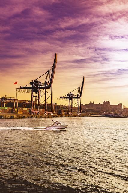 Istanbul Custom Area Sunrise Effect