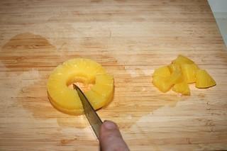 08 - Dice pineapple / Ananas würfeln