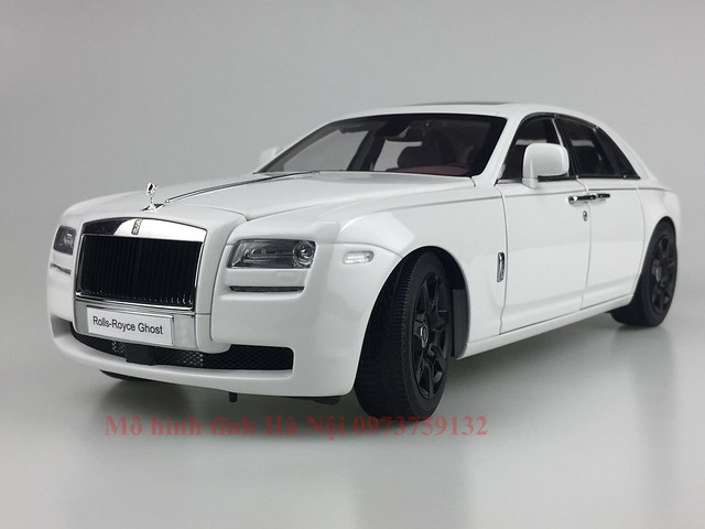 Mo hinh o to Rolls Royce Ghost 1 18 Kyosho (0)